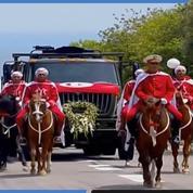 Les obsèques du président tunisien Béji Caïd Essebsi