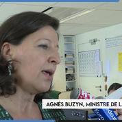 Canicule : «Quand les épisodes caniculaires sont courts, nous sommes moins inquiets», explique Agnès Buzyn