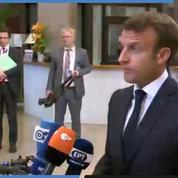 Conseil européen : Macron dénonce des «réunions trop longues qui n'aboutissent à rien»