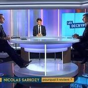 Nicolas Sarkozy : pourquoi il revient ? Les décrypteurs répondent aux internautes
