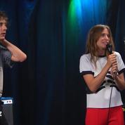Dani Terreur et Alice et Moi sont les invités de Figaro Live Musique