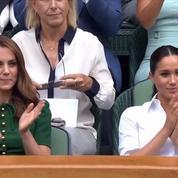 Wimbledon : les images des duchesses à la finale du tournoi