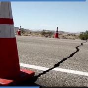 Californie : les images des dégâts du tremblement de terre