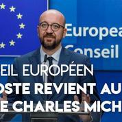 Charles Michel, premier ministre belge, est le nouveau président du Conseil européen