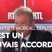 Accord UE-Mercosur : « C'est un mauvais accord » (Jean-Baptiste Moreau, député LaREM de la Creuse)