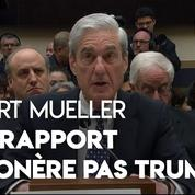 Robert Mueller : «Non», son rapport n'exonère pas Donald Trump