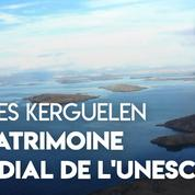 Les mers et terres australes inscrites au patrimoine mondial de l'Unesco