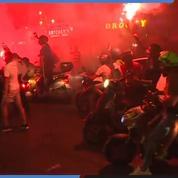 Victoire de l'Algérie : scènes de liesse à Marseille