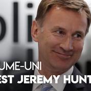 Qui est Jeremy Hunt, cet ancien ministre qui a voté contre le Brexit et veut succéder à Theresa May ?