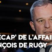 Dîners, appartement, travaux : ce qu'il faut savoir sur l'affaire François de Rugy