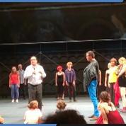 Festival d'Avignon : quand François Hollande s'improvise comédien