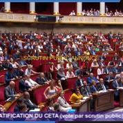 L'Assemblée nationale vote pour la ratification du Ceta