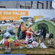 De Rock en Seine à Dour, les festivals d'été ne veulent plus être des poubelles géantes