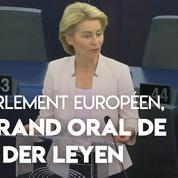 Commission européenne : la favorite Ursula von der Leyen propose un «green deal»