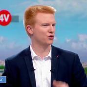 Quatennens : «Emmanuel Macron aggrave le changement climatique»