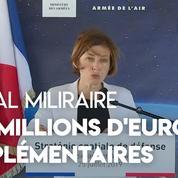 Spatial militaire : Florence Parly annonce un investissement de 700 millions d'euros supplémentaires d'ici 2025