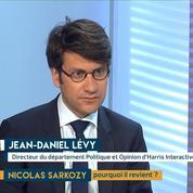 Nicolas Sarkozy : Nicolas Sarkozy et l'opinion, l'analyse de Jean-Daniel Lévy