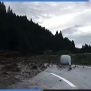 Japon : les images des dégâts causés par des pluies torrentielles