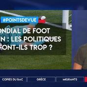 Mondial de foot féminin : les politiques en font-ils trop ?