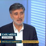 Nicolas Sarkozy : pourquoi ce livre ? L'analyse de Carl Meuus