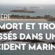 Finistère : un mort et trois blessés dans un accident de bateau