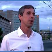 Etats-Unis : le candidat à la primaire démocrate Beto O'Rourke critique Trump après les fusillades du week-end