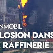 États-Unis : explosion dans une raffinerie ExxonMobil du Texas
