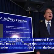 Epstein autopsié, spéculations et théories du complot éclatent