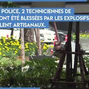 Bangkok : trois petites bombes font au moins trois blessés pendant l'Asean