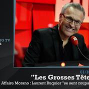 Polémique Morano : Laurent Ruquier se sent «un peu coupable»