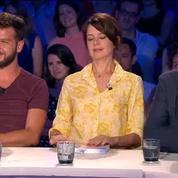 On n'est pas couché : Yann Moix bizute gentiment Vanessa Burggraf