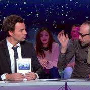 Nicolas Ker ivre face à Bertrand Chameroy sur W9