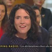Mazarine Pingeot tacle encore Karine Le Marchand