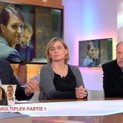C à vous : Jean-Michel Aphatie se moque du doigt d'honneur de Thierry Ardisson