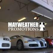 Floyd Mayweather présente son impressionnante flotte de voitures