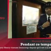 Zap'Sport : Thierry Henry s'amuse beaucoup à la retraite