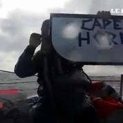 Volvo Ocean Race : Bataille historique autour du Horn