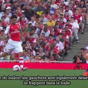 Le poisson d'avril d'Arsenal