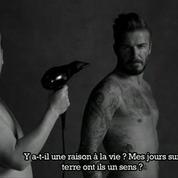 La parodie déjantée de David Beckham pour des sous-vêtements