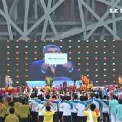 Les Jeux Olympiques d'hiver 2022 à Pékin
