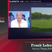 Zap'Foot : Leboeuf «On sait déjà tous qui va être champion de France»