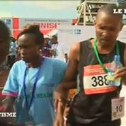 Un homme ne court qu'un kilomètre et termine deuxième du marathon de Nairobi