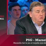 Pierre Ménès : «Les Marseillais se sont un peu suicidés»
