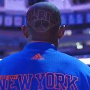 La minute de silence et La Marseillaise du Madison Square Garden