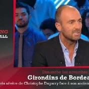 Zap' Foot : Christophe Dugarry tire à boulets rouges sur les Girondins de Bordeaux