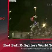 Zap'Sport : Clinton Moore, champion du monde de motocross freestyle