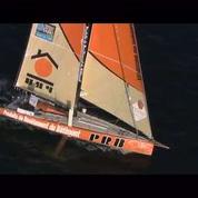 Web Série : En route pour le Vendée Globe - Premier épisode