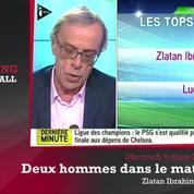 Le tour des plateaux télé après la qualification de Paris