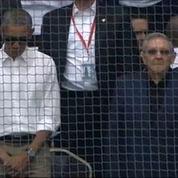 La minute de silence commune de Barack Obama et Raul Castro pour la Belgique