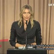 Revivez l'annonce par Maria Sharapova de son contrôle positif
